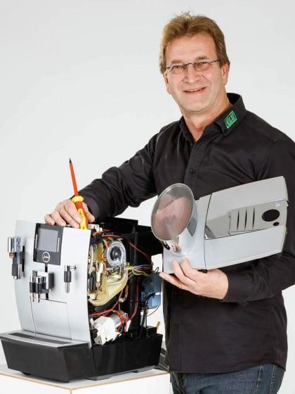 Gerhard Zöhrer - Ertl Elektro